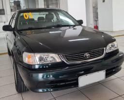 Título do anúncio: Toyota Corolla Sedan XEi 1.8 16V (Aut) 2002