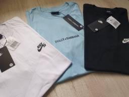 Título do anúncio: Camiseta várias marcas