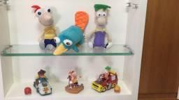 Título do anúncio: Lote de Phineas e Ferb Coleção