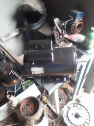 Motor monofásico
