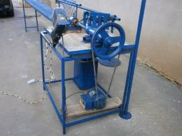 Máquina de telas alambrado