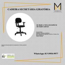 Título do anúncio: Cadeira Secretaria Giratória
