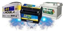 Título do anúncio: Eclipse Galant L200 Outdoor Savana Fox onix saveiro bateria van Parati