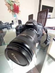 Título do anúncio: Canon EOS 60D novinha