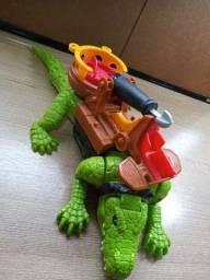 Título do anúncio: Crocodilo imaginext