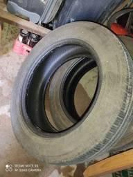 Título do anúncio: Quatro pneus Pirelli Scorpions 225/60 18