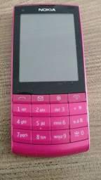 Título do anúncio: Nokia Rosa X3 ano 2010