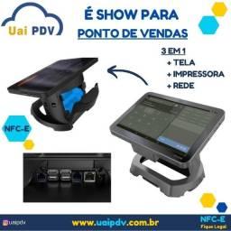 PDV M8 Elgin (PDV completo com ou sem NFC-e)