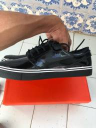 Tênis Nike Janoski Lockwood Preto 42BR 10US Skate Ñ Adidas Puma Fila Reebok