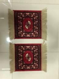 Título do anúncio: 2 tapetes para mesinhas em santa cruz do sul