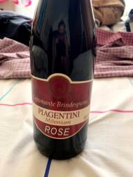 Título do anúncio: Espumante Brindespuma Millenium Piagentini Rosé 660 ML