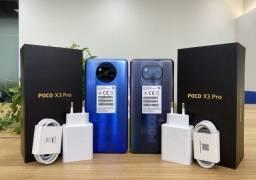 Smartphone Xiaomi Poco x3 Pro 128GB/6GB - Global - Original