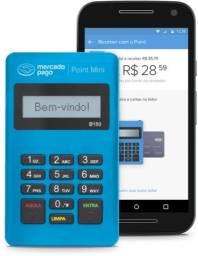 Maquininha de Cartão - Mercado Pago - 3 anos de garantia