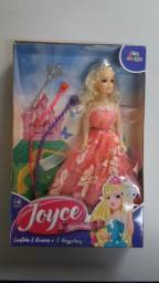 Título do anúncio: Boneca Joyce Encantada 28,5CM