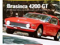 Quatro Rodas - Brasinca 4200 GT Uirapuru - Carros Antigos