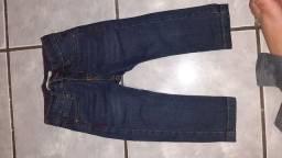Título do anúncio: Calça jeans C&A 1 ano