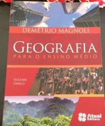 Livro geografia