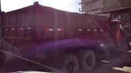 Caminhão 1113 Basculante - 1981