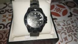 Relógio Automático Tevise T801a Masculino Aço Inox Original + NFE
