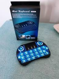 Mini Teclado Wireless USB