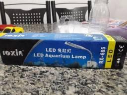 Lâmpada de aquário