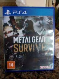Metal Gear Survive NOVO