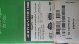 DVR Intelbras geração 1004 - lacrado