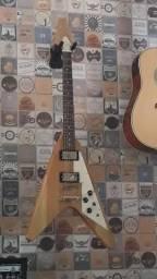 Linda Guitarra pra rock