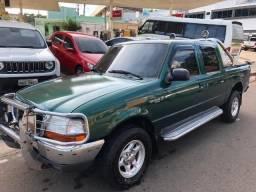 Ford Ranger XLT 2.5 4X2 CD Diesel - 2000