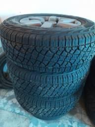 Troller pneus - 2019