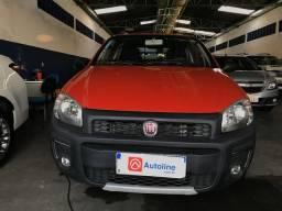 Fiat Strada Hard Working CD 1.4 - 2016