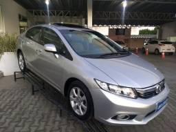 HONDA CIVIC 2013/2014 2.0 EXR 16V FLEX 4P AUTOMÁTICO - 2014