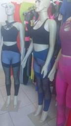 Vende-se calças térmicas short térmicas e camisas UV