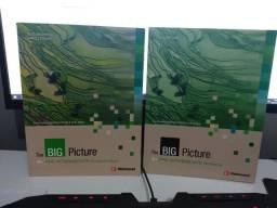 Livros The Big Picture Student's Book + WorkBook + CD (Cultura Inglesa)