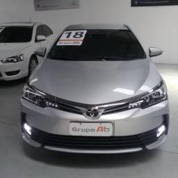 Toyota Corolla GLI18 CVT 4P - 2018