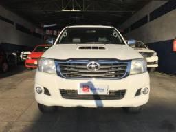 Toyota Hilux SR 3.0 Aut - 2014