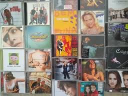 CDs usados em bom estado
