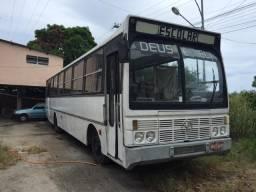 Ônibus Mercedez Benz - Pronto para trabalhar - 1990