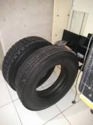 Vendo pneus recapados para micro ônibus