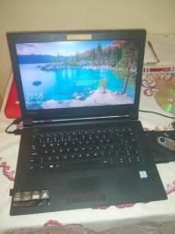 Vendo notebook Lenovo, core i3, identificação biométric