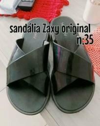 Sandália Zaxy original nova