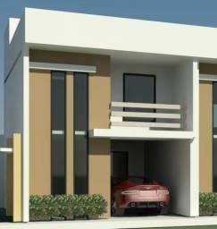 Duplex com 3 Quartos em Condominio fechado por R$ 210.000,00 no Antares