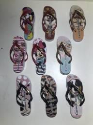 Sandálias no ATACADO