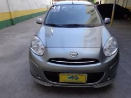 Nissan March 1.6 SR Completo Único Dono !! - 2014