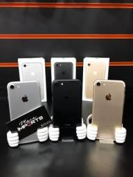 IPhone 7 32gb loja física aceito cartão só venda