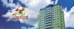 Apartamento com 4 dormitórios à venda por r$ 530.000 - floradas de são josé - são josé dos