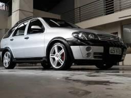 Vendo palio adv 1.8 , 8v , flex , completo carro top.