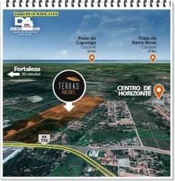 Lotes Terras Horizonte- Invista com segurança-*@#