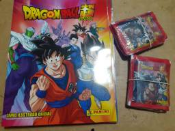 Album Dragon ball + 40 pacotes