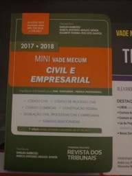 Livro - Mini Vade Mecum Civil e Empresarial